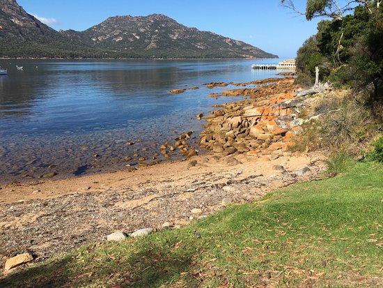 Freycinet, Australia: Coles Bay, Tasmania