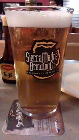 Sierra Madre Brewing Co. : Cerveza regio lager de 500 ml