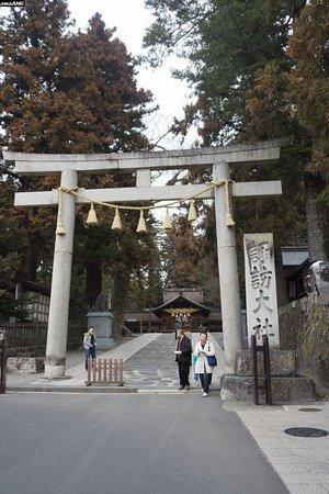 諏訪市, 長野県, 諏訪大社下社 春宮