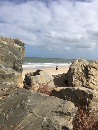 Glenelg, Australia: It is such an awesome beach, you can walk for miles