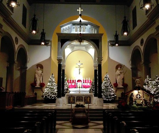Aiken, Güney Carolina: Christmas Altar - 2015