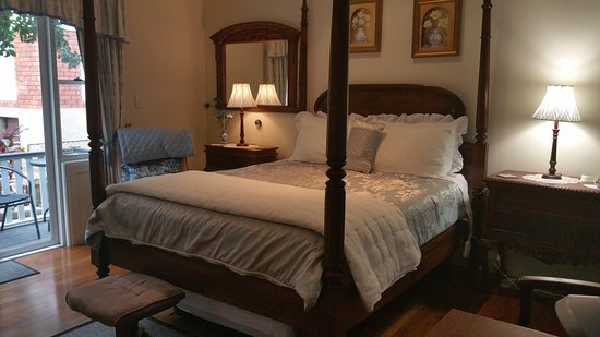 Lismore, Australia: Blue Room - Queen Bed