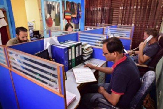 Kathmandu Valley, Nepal: GAPNepal office in Kathmandu