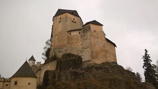 Rappottenstein, Austria: Замок на скале