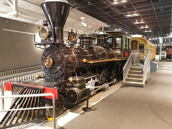 Things To Do in The Railway Museum, Restaurants in The Railway Museum