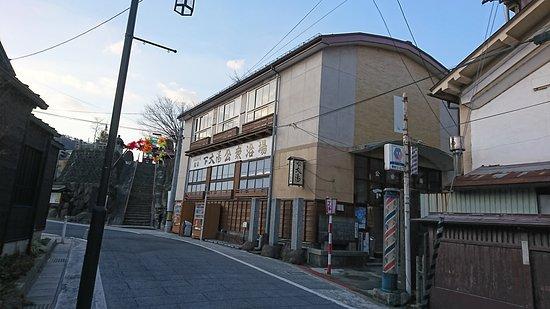 Kaminoyama Onsen Shimooyu
