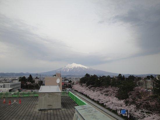Mt. Iwaki Photo