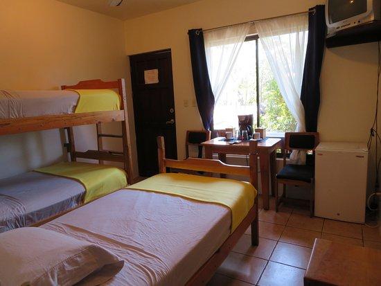 Brasilito, Costa Rica: Friends Room