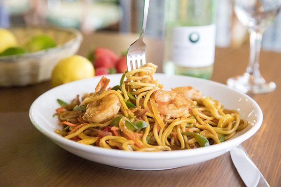 Helensvale, Australia: Blu Bistro is serving up your favourite dishes from around the globe.
