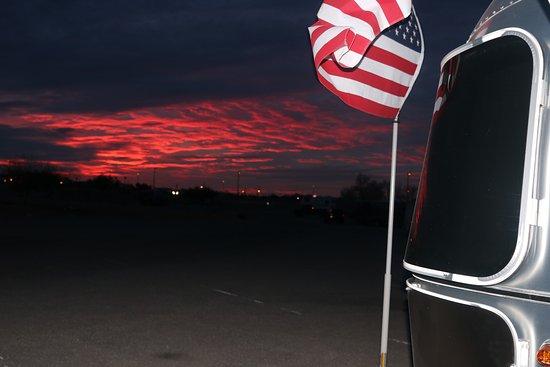Lake Havasu State Park: Sunset