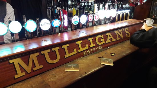 Photo of Nightclub Mulligan's at 8 Poolbeg Street, Dublin 2, Ireland