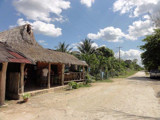 Conciencia Tours & Travel : Repas chez l'habitant (communauté maya)