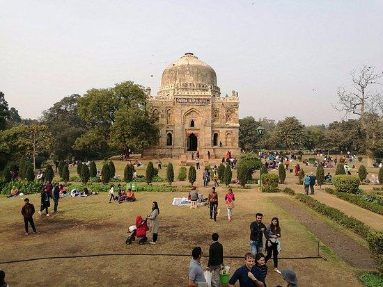 Lodhi Garden Picture Of Lodi Gardens New Delhi