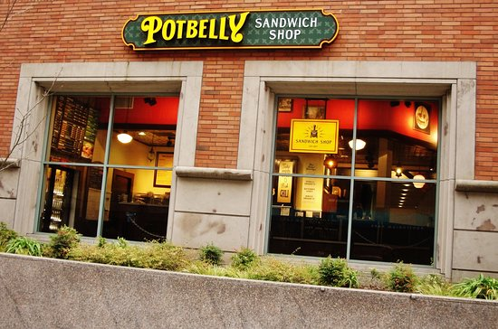 Photo of Sandwich Place Potbelly Sandwich at 802 Sw 6th Ave, Portland, OR 97204, United States