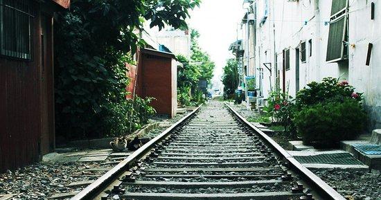 Gyeongamdong Railroad Town