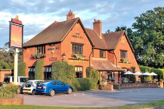 The Rising Sun Pub Restaurant Milland Liphook Hampshire