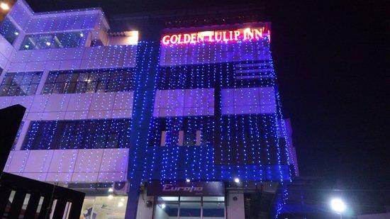 Hotel Golden Tulip Inn