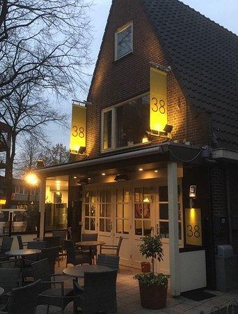 Heemskerk, Nederländerna: Brasserie 38