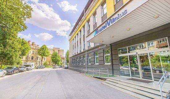Гостиница Экотел Вильнюс