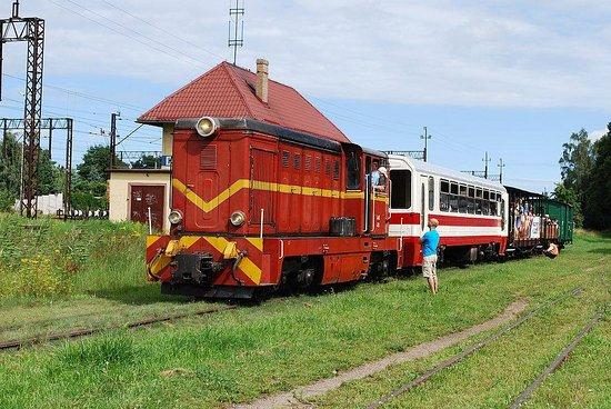 Kolejka Wąskotorowa