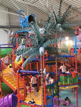 Wangels, Germany: Godt sted for børn