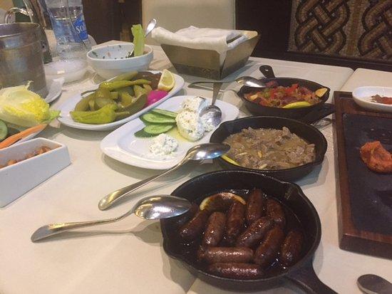 Best Lebanese Restaurant In Vienna Austria