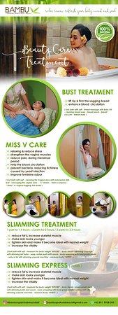 bambu spa slimming beauty care