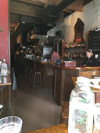 Photo of Restaurant Twisted Fork Bistro at 1147 Granville St, Vancouver, Canada