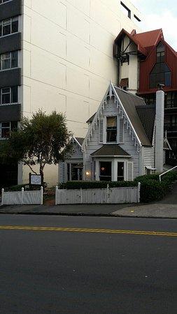 Boulcott Street Bistro: Restaurant Street View