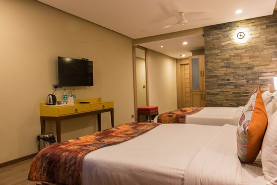 Hotel Brentwood: Newly introduced Super Deluxe Rooms