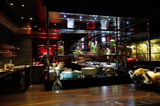 Photo of French Restaurant L'Atelier de Joel Robuchon Etoile at 133 Avenue Des Champs Elysees, Paris 75008, France