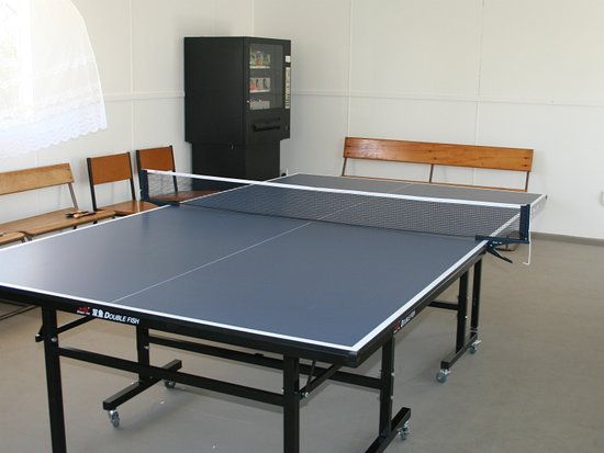 Levin, New Zealand: Table tennis anyone?