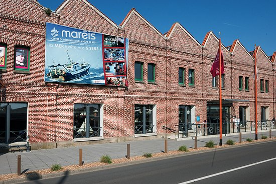 Maréis, Sea Fishing Discovery Centre