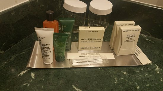 ‪‪Hilton Imperial Dubrovnik‬: Selection of toiletries‬