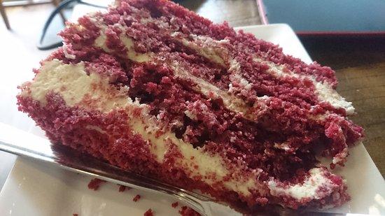 Paisley, UK: Red Velvet Cake