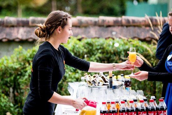 Liestal, Suiza: restaurant mooi