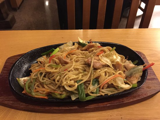 Udonya Restaurant: Yakisoba