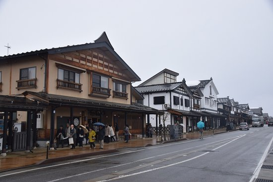 Mikunikaidoshiozawajyuku Bokushistreet