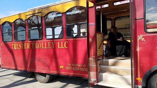 Winona, Minnesota: Trester Trolley