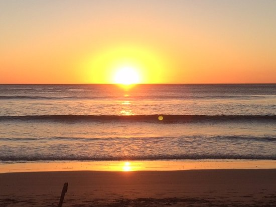 Costa Kite : sunset