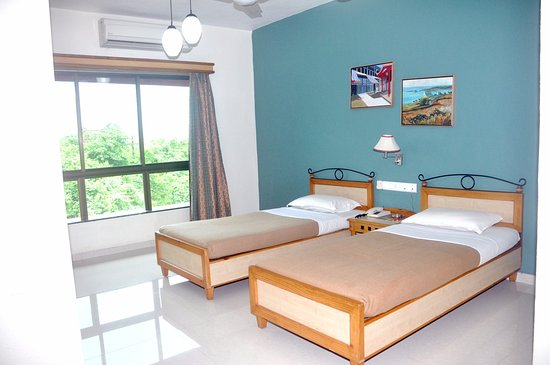 Kankavli, India: Standard Room - Twin bed