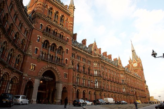 Photo of Monument / Landmark St. Pancras International Station at Euston Road, London N1C 4QP, United Kingdom