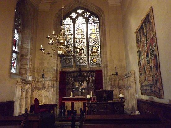 Warwick, UK: W kaplicy