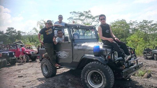 Sleman, Indonesia: cah ganteng