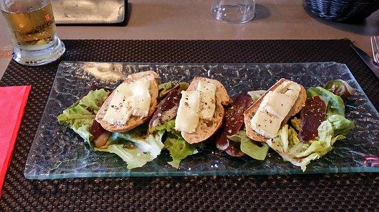 Restaurant La Table De Marie Lagrave