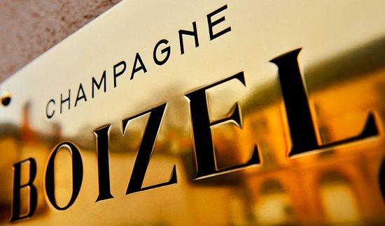 Epernay, France: Champagne Boizel