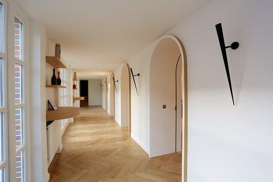 Epernay, France: Atelier 1834 - entrance