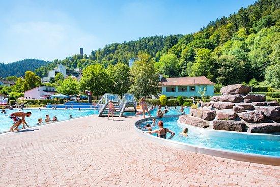 Bad Liebenzell, Allemagne : Freibad