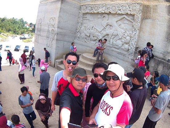 Sleman, Indonesia: cah gemblung
