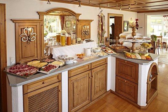 Hotel Birkenhof : Frühstücksbuffet